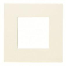 ABB Zenit Альп. белый Рамка базовая 1 мод   N2171.1 BL   ABB