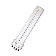 Лампа энергосберегающая КЛЛ 11Вт 2G7 827 U образная DULUX S/E | 4050300017662 | OSRAM