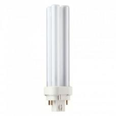 Лампа MASTER PL-C 18W/840/4P 1CT/5X10BOX | 927907284040 | PHILIPS