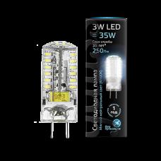 Лампа светодиодная LED 3Вт GY6.35 AC150-265В 4100К | 107719203 | Gauss