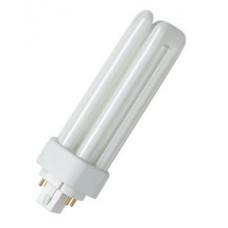 Лампа энергосберегающая КЛЛ 18Вт GX24q-2 830 U образная DULUX T/E | 4050300342245 | OSRAM