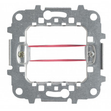 ABB Zenit Суппорт (2мод) с монтажными лапками | N2271.9 G | ABB