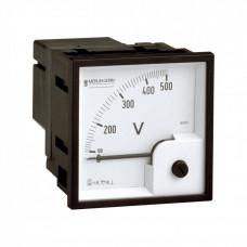 ВОЛЬТМЕТР АНАЛОГ. 96Х96 | 16075 | Schneider Electric