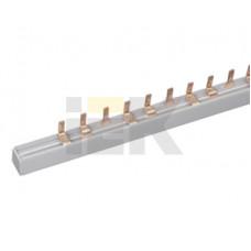 Шина соединительная типа PIN (штырь) 4Р 100А(дл. 1м) | YNS21-4-100 | IEK