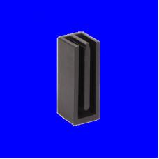 Заглушка для шины PIN 1Р 100А шаг 27 мм | YNK51-1-100 | IEK