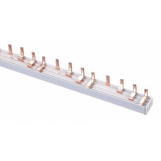 Шина соединительная типа PIN (штырь) 4P до 75А (д | 32033DEK | DEKraft