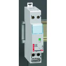 Устройство защиты от импульсных перенапряжений - для цифровых телефонных линий   003829   Legrand