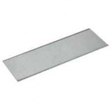 Разборная металлическая сплошная пластина для сальников - для шкафов Altis шириной 1000 мм и глубиной 500 мм   048187   Legrand
