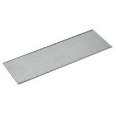 Разборная металлическая сплошная пластина для сальников - для шкафов Altis шириной 1000 мм и глубиной 800 мм   048189   Legrand