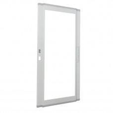 Дверь остекленная выгнутая XL3 800 шириной 660 мм - для щитов Кат. № 0 204 03   021263   Legrand