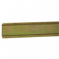 Симметричная монтажная рейка - глубина 7,5 мм - для промышленной коробки Atlantic шириной 150 мм - IP 66 - длина 130 мм | 036790 | Legrand