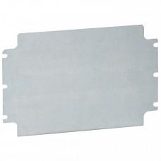 Монтажная плата - из оцинкованной стали - для промышленных коробок Atlantic - IP 66 - 150x300 мм | 035663 | Legrand