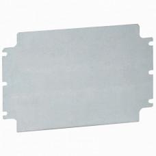 Монтажная плата - из оцинкованной стали - для промышленных коробок Atlantic - IP 66 - 300x300 мм | 035665 | Legrand