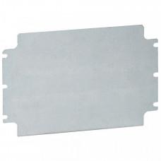 Монтажная плата - из оцинкованной стали - для промышленных коробок Atlantic - IP 66 - 200x600 мм | 035671 | Legrand