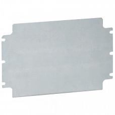 Монтажная плата - из оцинкованной стали - для промышленных коробок Atlantic - IP 66 - 400x800 мм | 035675 | Legrand
