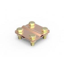 Соединитель пруток-пруток, D8мм, медь   NG3104CU   DKC