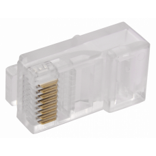 Разъём RJ-45 UTP для кабеля витая пара ШПД   CS3-1C5EU-BC   ITK