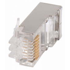 Разъём RJ-45 FTP для кабеля витая пара ШПД   CS3-1C5EF-BC   ITK