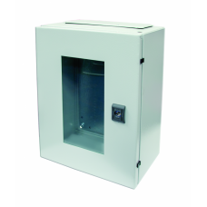 Корпус ST с прозрачной дверью и с М/П Размер: 1000x800x 400 мм (ВxШxГ)   R5STX1084   DKC