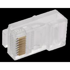 Разъём RJ45 UTP для кабеля Cat5E   CS3-1C5EU   ITK