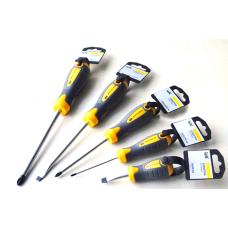 Отвертка шлицевая Master 3х75мм | TSC-1SL-375 | IEK