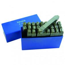 Буквы штамповочные 10 мм | 130214 | Haupa