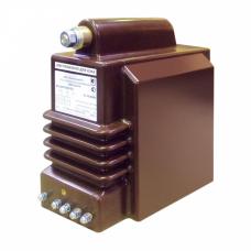 Трансформатор напряжения заземляемый ЗНОЛП-ЭК-10-М6-6000/?3-100/?3-100/3-0,5/3P-50/200-У2-б | 267854 | КЭАЗ