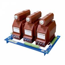 Трансформатор напряжения заземляемый 3хЗНОЛП-ЭК-10-М6Т-10000/?3-100/?3-100-0,5/3P-50/200-УХЛ2-б | 267843 | КЭАЗ