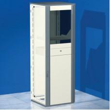 Сборный напольный шкаф CQCE для установки ПК, 1600x600x800 мм | R5CQEC1668 | DKC