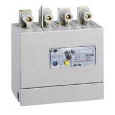 Электронный блок УЗО - DPX/DPX-I 630 - монтаж снизу - со светодиодным индикатором - 4П - 630 А   026063   Legrand