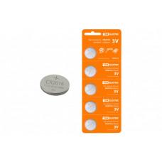 Элемент питания CR2016 Lithium 3V BP-5 | SQ1702-0027 | TDM
