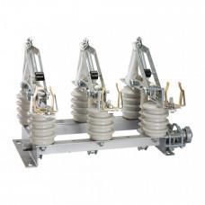 Выключатель нагрузки высоковольтный ВНА-10/630-П-з-ПТ1.2-И2-УХЛ2 | 145607 | КЭАЗ