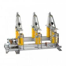 Выключатель нагрузки высоковольтный ВНА-10/400-П-з-И2-УХЛ2 | 145591 | КЭАЗ
