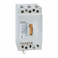 Выключатель автоматический ВА13-29-3212-6,3А-12Iн-690AC-НР36AC/48DC-У3 | 243045 | КЭАЗ