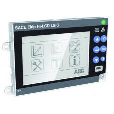 Расцепитель защиты Ekip Hi-LCD LSI E1.2..E6.2 | 1SDA074208R1 | ABB