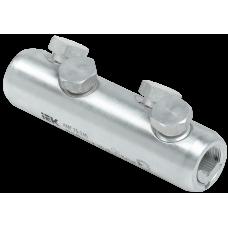 Алюминиевая механическая гильза со срывными болтами АМГ 70-240 до 35 кВ   UZA-29-S70-S240-35   IEK