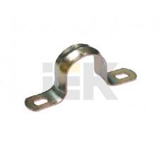 Скоба металл.двухлапковая d31-32мм   CMA11-31-100   IEK