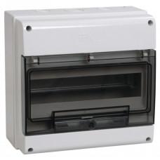 Корпус модульный пластиковый навесной КМПн-12 IP66 | MKP73-N-12-66 | IEK