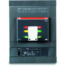 Выключатель автоматический T6S 1000 PR221DS-LS/I In=1000 3p F EF+1S51|1SDA060547R4| ABB
