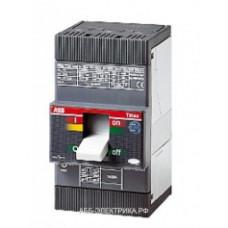 Выключатель автоматический T6N 800 PR221DS-LS/I In=800 3p F F+1S51 | 9CNB1SDA060268R4 | ABB