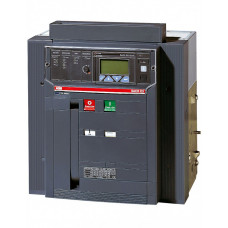 Выключатель автоматический стационарный E3V 1250 PR121/P-LI In=1250A 3p F HR | 1SDA056560R1 | ABB