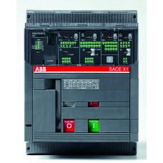 Выключатель автоматический стационарный X1B 1000 PR332/P LSI In=1000A 3p F F + PR330/D-M|1SDA062357R7| ABB