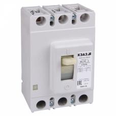 Выключатель автоматический ВА04-36-340010-400А-2500-440DC-УХЛ3 | 244624 | КЭАЗ