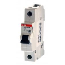 Выключатель автоматический однополюсный S201M 20А K 10кА (S201M K20)   2CDS271001R0487   ABB