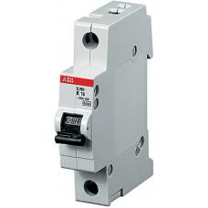 Выключатель автоматический однополюсный S201P 1,6А D 25кА (S201P D1.6)   2CDS281001R0971   ABB