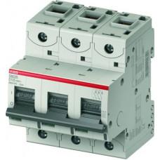 Выключатель автоматический трехполюсный S803C 25А D 25кА (S803C D25) | 2CCS883001R0251 | ABB