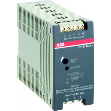Блок питания CP-E 12/10.0 вход 90-132, 186-264В AC / 210-370В DC, выход 12В DC / 10A | 1SVR427035R1000 | ABB