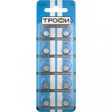 Батарейка щелочная (алкалиновая) Трофи G1 (364) LR621 LR60 (200/1600/153600) (часовая) | C0035050 | ЭРА