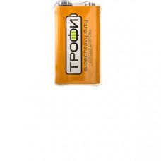Батарейка солевая (ЭП) Трофи 6F22-1S (10/500/14000) (Крона) | C0033717 | ЭРА