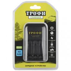 Зарядное устройство Трофи TR-120 AA + 4 HR6 2300mAh (6/24/576) |C0031280 | ЭРА